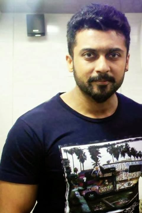 Realsuryafans Surya New Look Photos
