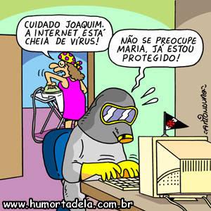 virus com ar: