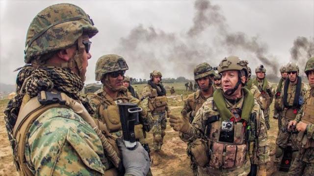 """""""Presencia militar de EEUU en Centroamérica se traduce en masacres"""""""