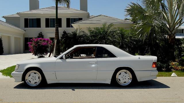 w124 300CE coupe mosselman