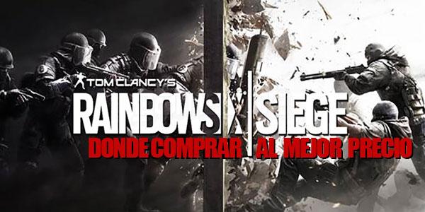 comprar Rainbow Six Siegeal mejor precio