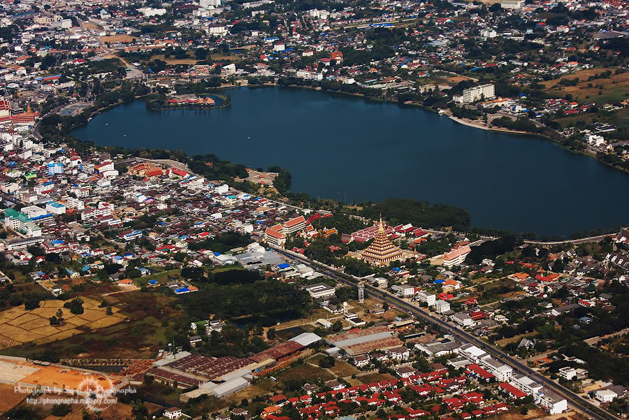 Khon Kaen Thailand  city photos gallery : Khon Kaen Tours & Other Services: Khon Kaen city view