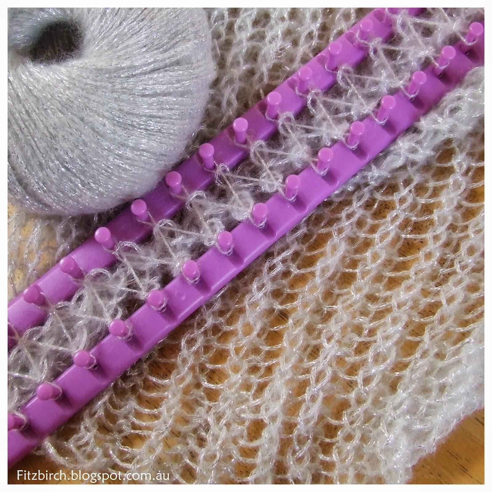 Knitting Wallpaper Uk : Fitzbirch crafts quick loom knit scarf auto design tech