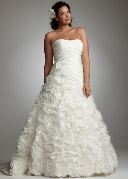 Mila Liebe : Ganz groß heiraten - Plus-Size-Brautmode