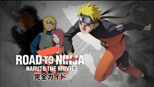 Naruto Shippuden The Movie 6 Road to Ninja