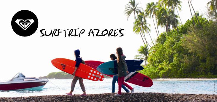 ROXY SURFTRIP ACORES