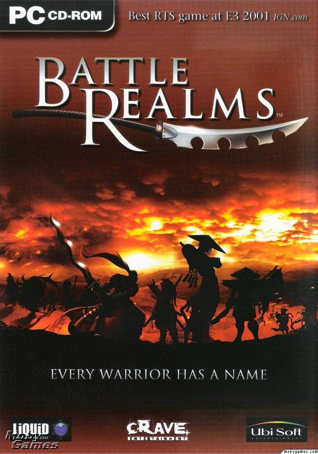 Battle Realms Winter Of The Wolf PC Game