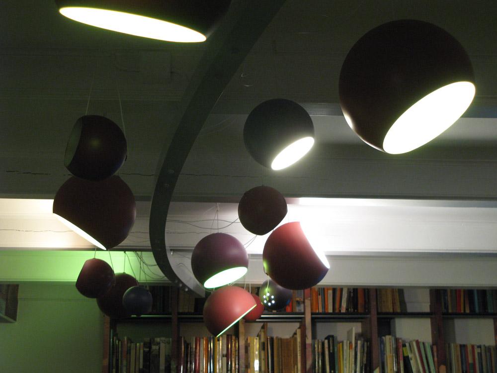 Koud Wit Licht : Hard papier: bollen verlichting