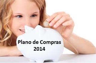 Plano de Compras 2014