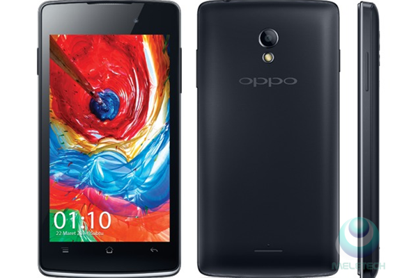 Spesification and price Oppo Joy 3
