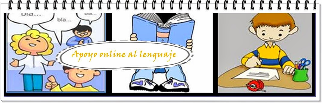 Apoyo online al lenguaje