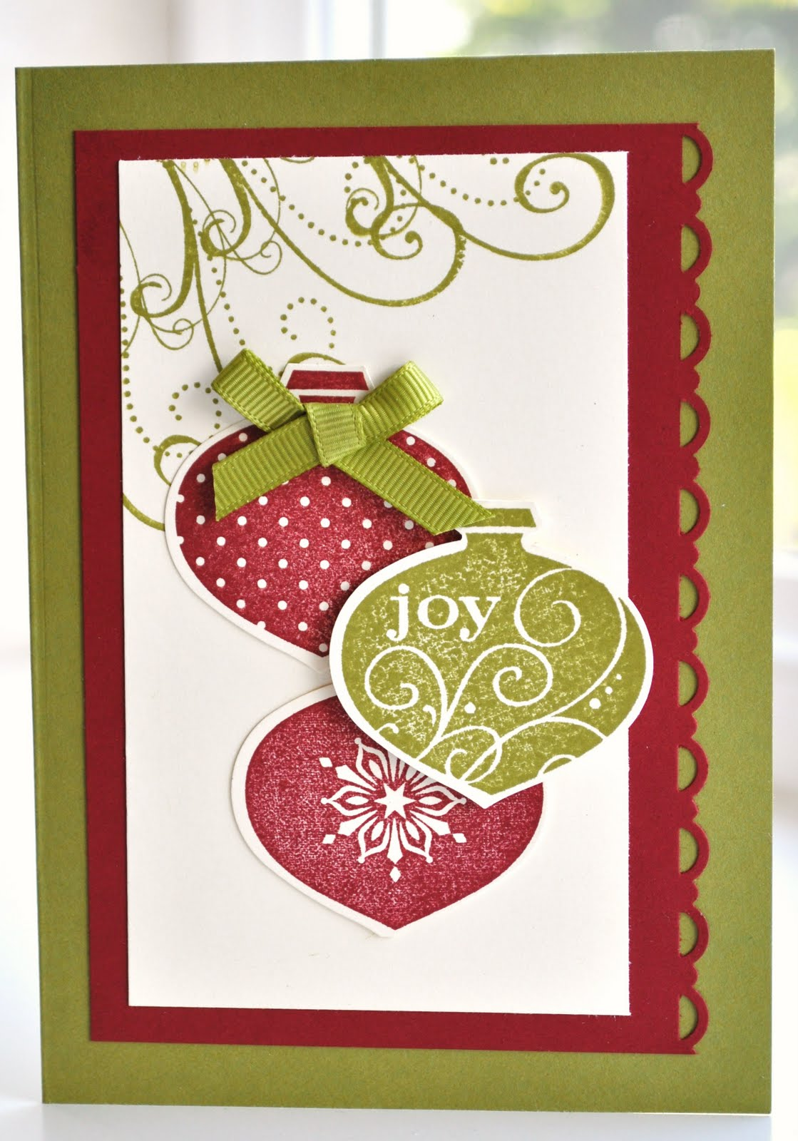 Christmas Card Making Class: love-to-stamp.blogspot.com/2011/07/christmas-card-making-class.html