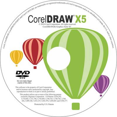 corel draw x5