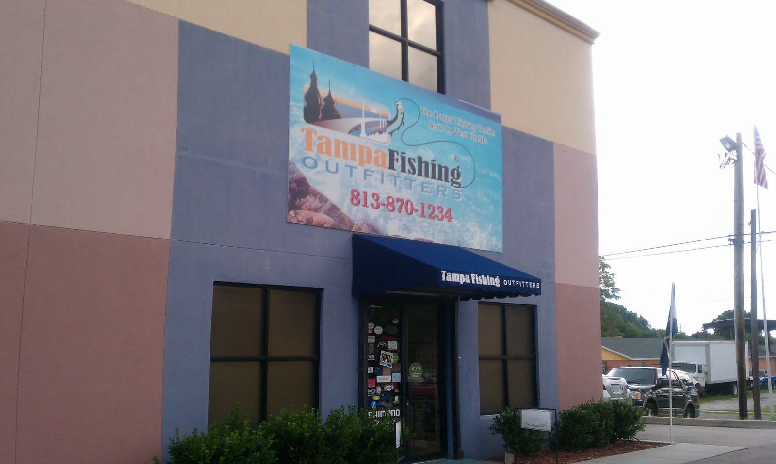 Tampabayfish tampa fishing outfitters one of tampas for Tampa fishing outfitters