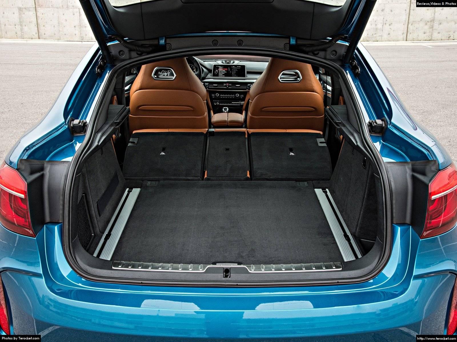 Hình ảnh xe ô tô BMW X6 M 2016 & nội ngoại thất