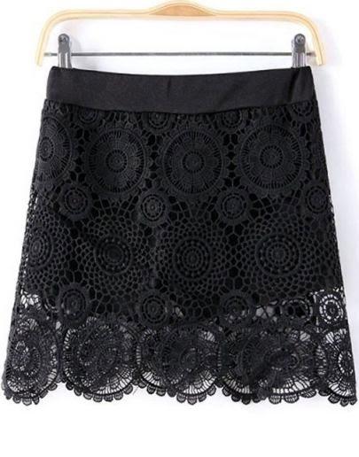 http://www.sheinside.com/Black-Hollow-Floral-Crochet-Lace-Skirt-p-165859-cat-1732.html