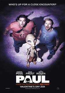 Paul – O Alien Fugitivo