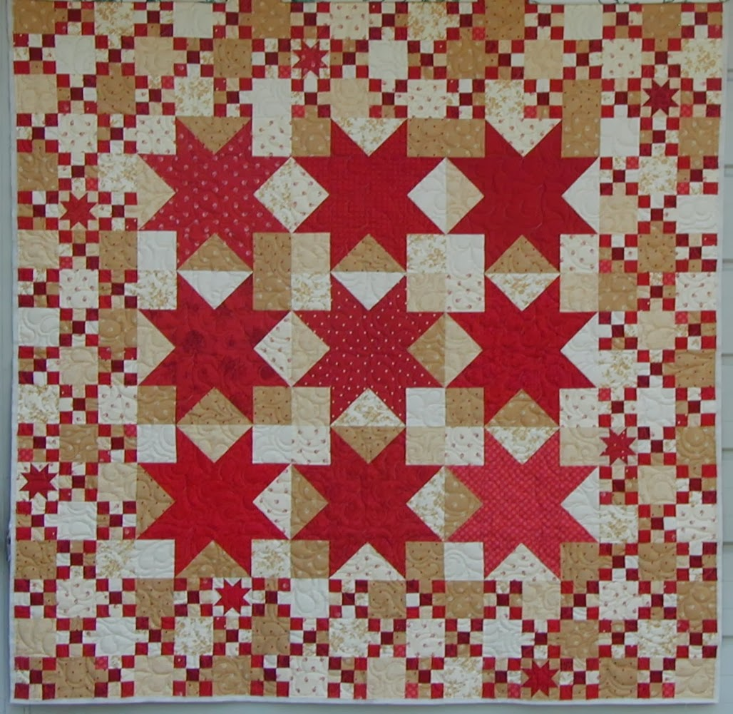 Moonbear Longarm Quilting Last Two Quilts