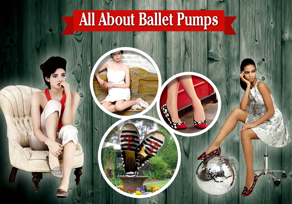 All about Ballet Pumps
