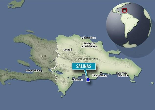 Salinas República Dominicana