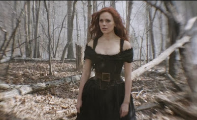 Ichabod's wife Katrina Katia Winter screencaps red hair witch