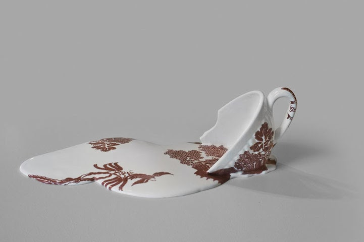 Nomad Patterns, sculptures by Livia Marin