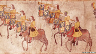 John Blanke, black trumpeter at Henry VIII's court