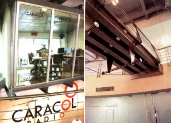 caracol stereo colombia: