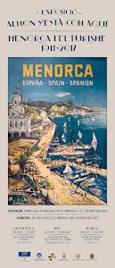Exposició Almon s'està com aquí. Menorca i el turisme (1911-2017)