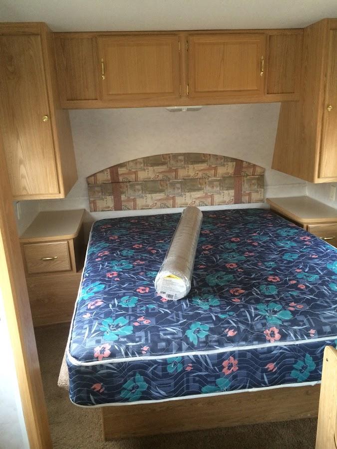 Reforma Baño Caravana:Una caravana reformada por completo, con una cocina espectacular
