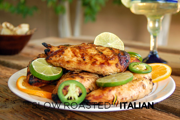 ... Italian - Printable Recipes: Grilled Margarita Chicken with Marinade