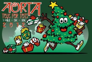 AORTA Toys for Tots 2012