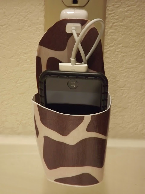 recycled bottle docking station