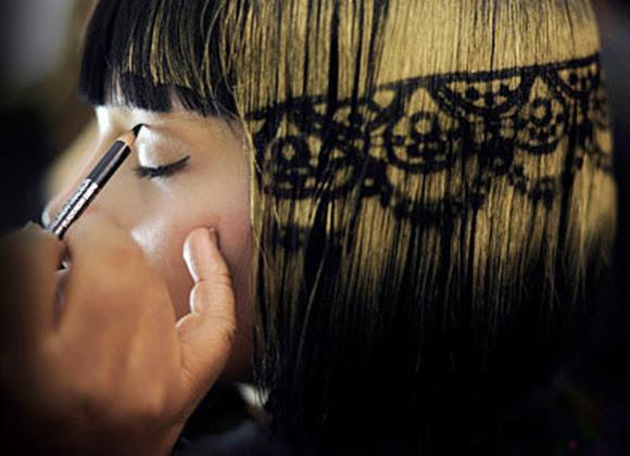peinados 2014 estencil pelo