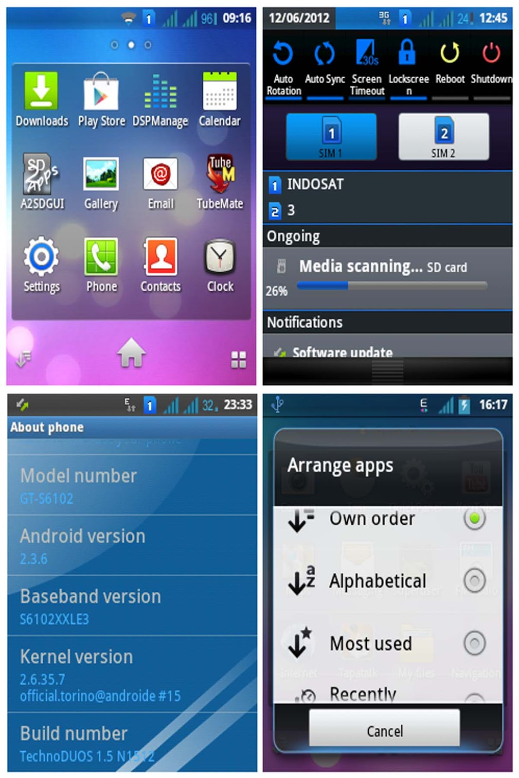 Gallery for gt samsung galaxy s6102 - Sgyd Gt S6102 With Technoduos