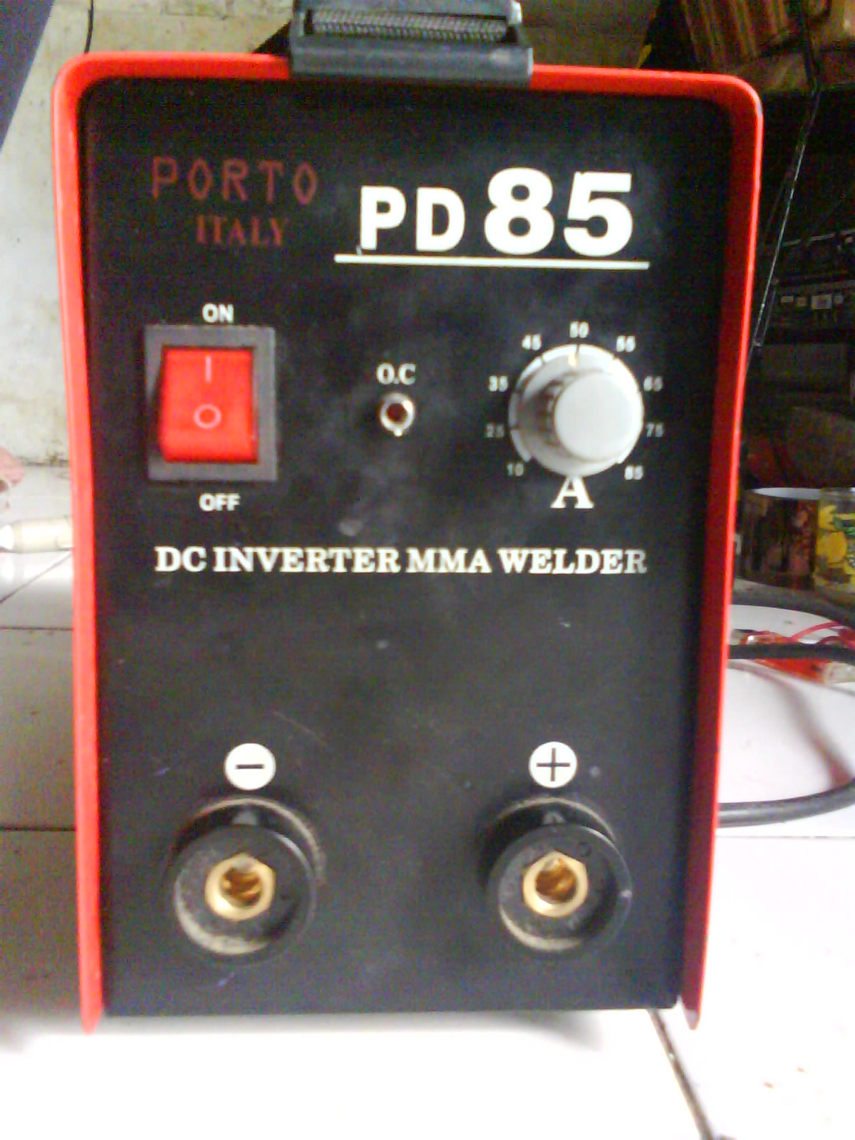 Hobi elektronika perbaiki mesin las porto pd85 seorang kawan lama membawa mesin las listrik merk porto pd85 kepada saya untuk diperbaiki kerusakannya lampu indikator protek kalau boleh saya bilang asfbconference2016 Gallery