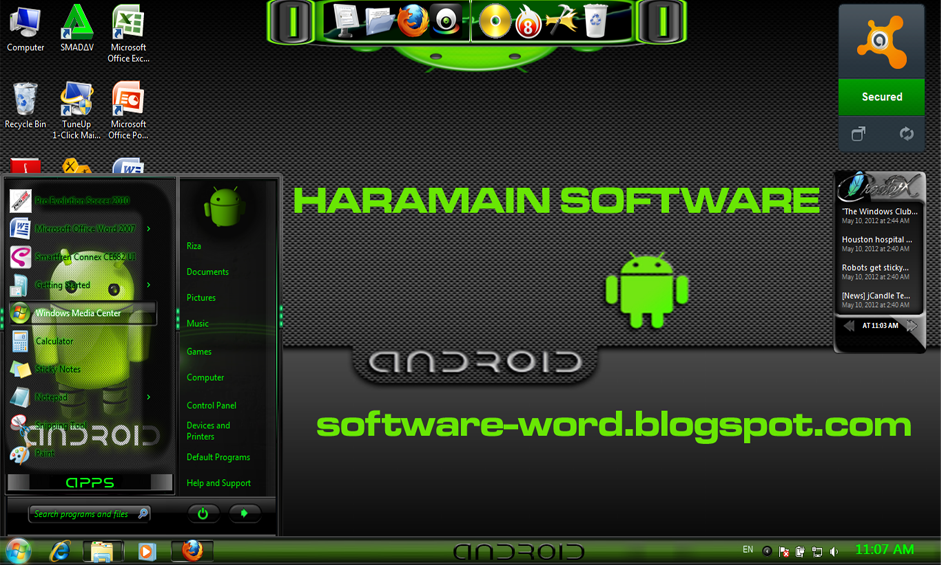 tempat download software, theme, game dan lain-lain full version