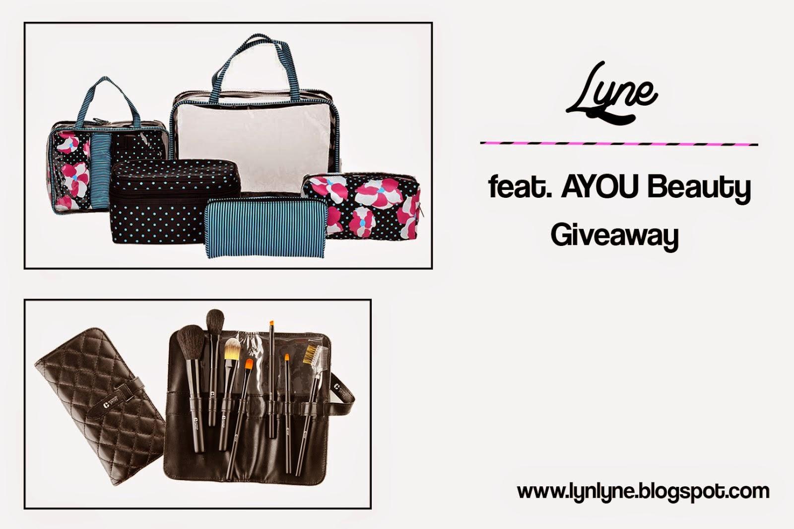 http://lynlyne.blogspot.com/2014/07/lyne-feat-ayou-beauty-giveaway.html