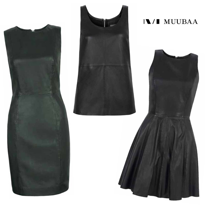 DRESSES MUUBAA A/W 2013 New Collection