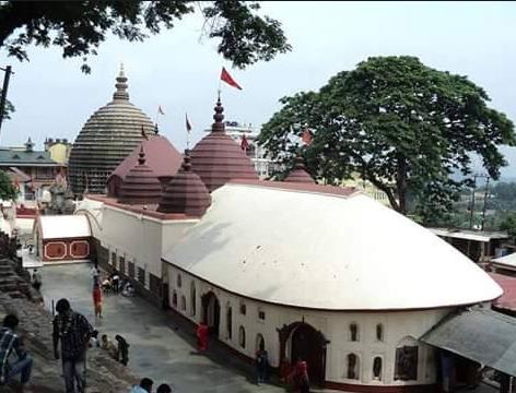 Adbhut Shivling or Bhuvneshvari Mata ka Mandir