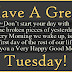 Happy Tuesday Good Morning Quotes, Pictures, Greetings