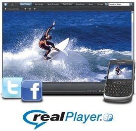 RealPlayer SP Plus Versão 14