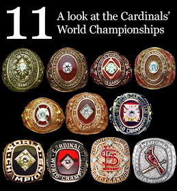 World Series Title Rings