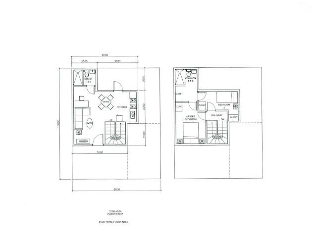 Aspen model house ptc