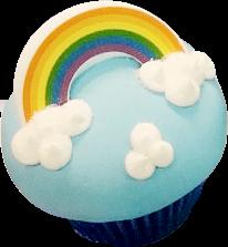 سكرابزات كعك Blue_sky