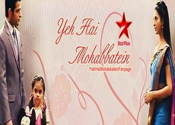 Yeh hai Mohabbatein 31st October 2014 Episode 276 Star Plus Tv