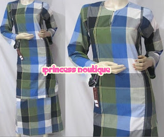 Baju kurung cotton | Edisi Raya 2013