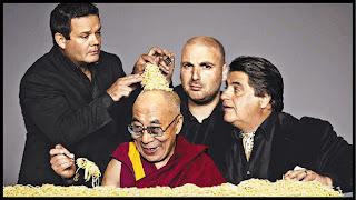 Dalai Lama on Masterchef Australia