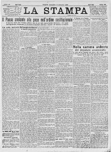 LA STAMPA 14 SETTEMBRE 1924