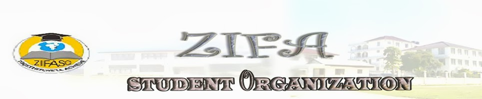 Zifa Students Organization.